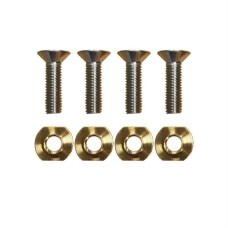 Fanatic Foil Mounting System Screws Nuts M8x30