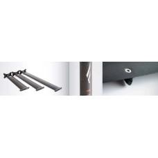 Fanatic Aero Foil Mast & Fuselage Set AL 3.0 – SS21/22