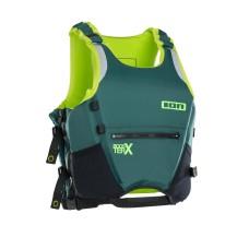 ION Weste Booster X Vest grün