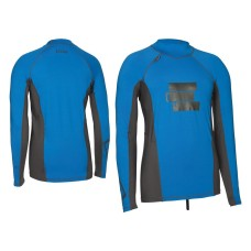 ION Rashguard Men LS blue