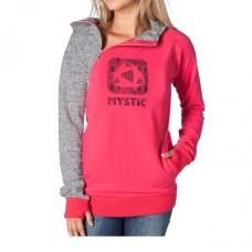 Mystic Hooded Zip Sweat Squeez rot