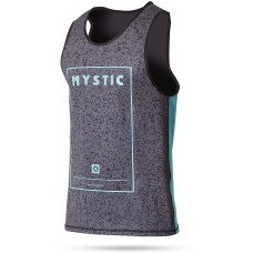 Mystic Quickdry Block Tanktop mint